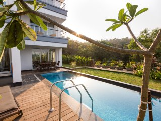 VILLOTEL VILLA AT SCAPES SIOLIM