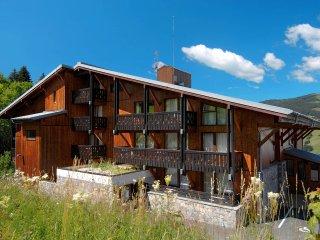 Studio de montagne avec cuisinette privée | A 1km du centre