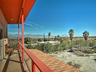 Borrego Springs Home w/ Desert & Mountain Views!