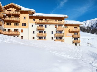 2 Bedroom Apartment for 8 at Residence Les Bergers by Odalys, Savoie