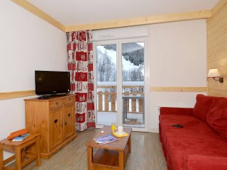 1 Bedroom Apartment for 4 at Residence Les Bergers by Odalys, Savoie