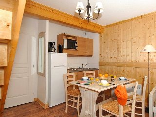 2 Bedroom Apartment 8 at Residence Les Chalets de l'Arvan II by Odalys