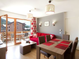 3 Bedroom Apartment at Residence Aquisana by Odalys at Serre Chevalier