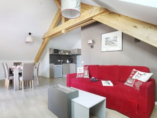 1 Bedroom Apartment at Residence Aquisana by Odalys, Serre Chevalier