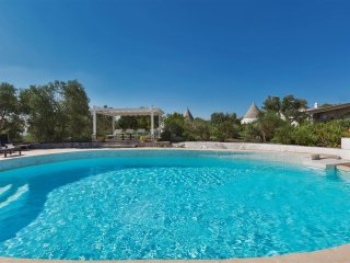 973 Trulli with Pool and Garden in Ostuni