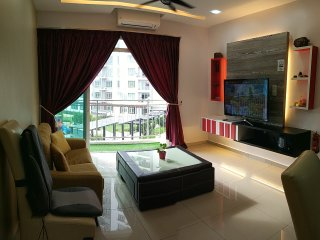 Functional sanctuary 3 bedroom condominium