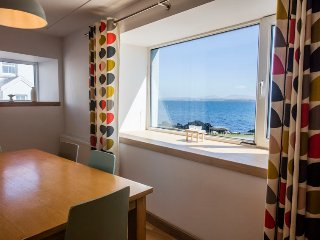 Seafront, stunning cottage, in the heart of the village, close to all amenities