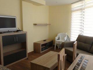 Vivienda de tres dormitorios en primera línea de playa