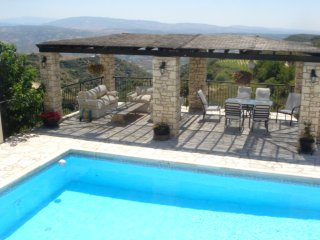 Luxury 4 Bedroom Villa. Centrally located in the West of Cyprus.