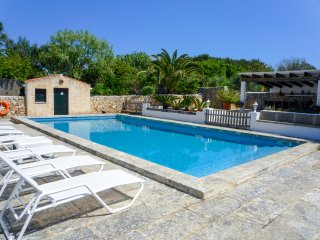 5 bedroom Villa in Biniparrell, Balearic Islands, Spain : ref 5504806