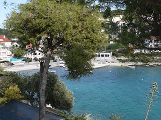 Seaview Apartment Skale I first row from the sea with garden EOS CROATIA