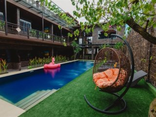Boutique seminyak Hotel 2 Bedroom for 4 Guest (Non Breakfast)