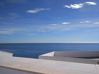 Apartamento luminoso, céntrico y con espectaculares vistas al mar