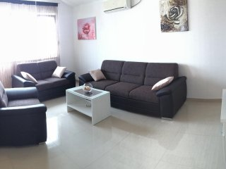 Modern Apartment Angela IV with seaview for 6 persons EOS CROATIA