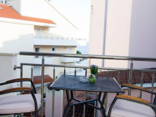 Modern low-cost Apartment Matina for 8 persons with partial seaview EOS CROATIA