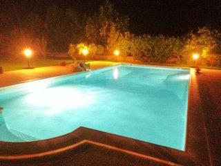 Villa Lucia, con piscina e ampio giardino
