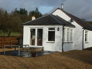 Luxury self catering cottage with a stunning riverside location