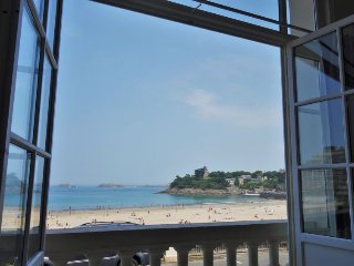 4 bedroom Apartment in Dinard, Brittany, France : ref 5334898