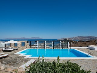 Superior Mykonian Sea View House