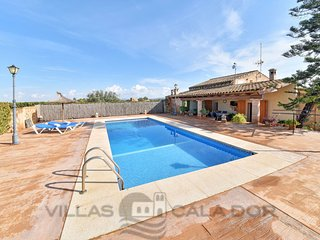 3 bedroom Villa in Campos, Balearic Islands, Spain : ref 5333809