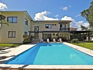 Sosua Bachelor Party 7 Bedrooms with Private Pools Modern Villas Duo