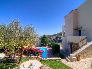 4 bedroom Villa in Myloi, Crete, Greece : ref 5296480