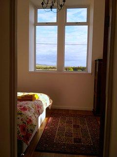 Views from ground floor bedroom