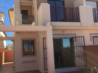 3 Bedroom Private Villa + pool - sleeps 6 (Mar de Plata - El Puerto de Mazarron)