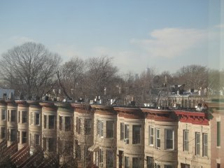 Brooklyn Ocean Hill, 3 Bedrooms, 3 min from Subway station