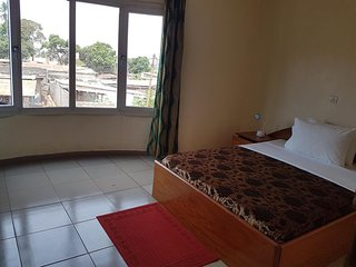 Standard Double Room with Balcony RM.9