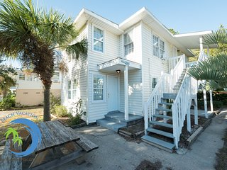 Shore Fun Up- PET FRIENDLY! 100 yards to the ocean!
