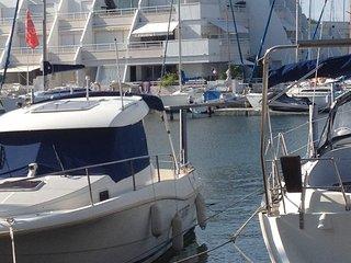 Marina à Port Camargue