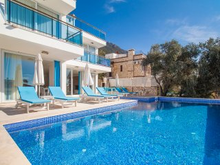 LUXURY HOLIDAY RENTAL VILLA IN KALKAN
