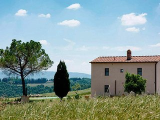 Villa La Duchessa - Typical detached house among the Tuscan rolling hills