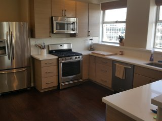 Gorgeous apartment, in downton Oakland, near Summit Medical, tremendous view
