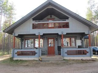 2 bedroom Villa in Kuusamo, Northern Ostrobothnia, Finland : ref 5033037