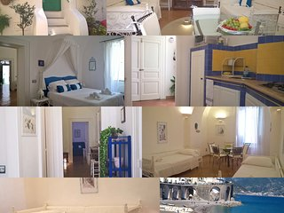 Vicolo23 nice house Atrani AmalfiCoast Ravello beach Sea WIFI Air Conditioning
