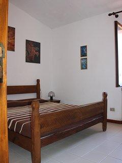 Villetta Ginestra, La Maddalena, Villaggio Piras Camera matrimoniale