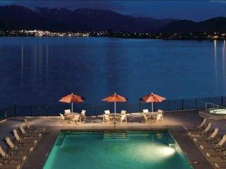 Stunning Premium 2 Bedroom Condo with Lake Views and Amazing Amenities