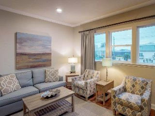 Brand new condo w/ shared pool, hot tub, & Gulf views - steps from the beach