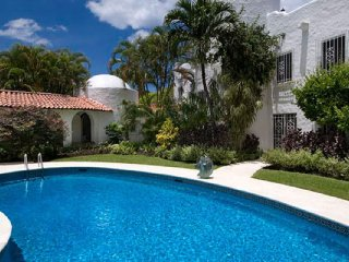 Villa Elsewhere  (Exceptionally Beautiful Villa That Sprawls On The Sandy Lane E