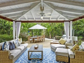 Claridges 10 ^ Near Ocean | Located in  Magnificent Gibbs Beach with House Clean