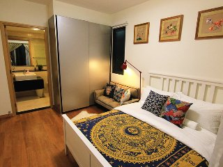 WARM WONDERLAND 3 BEDROOM APT AT MRT and CITY