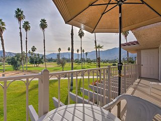 NEW! 2BR Condo in Palm Springs on Golf Course!