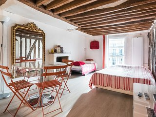 Studio Saint Germain for 3 persons
