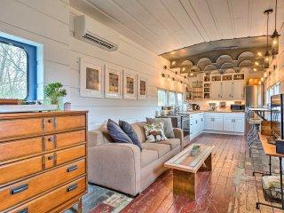 NEW! 'Platform1346' Maryville Studio on 6 Acres!