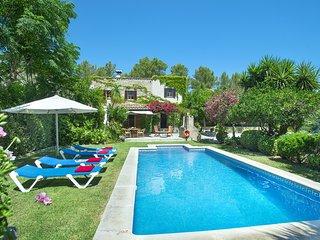 Bonita Rústica Villa El Campet