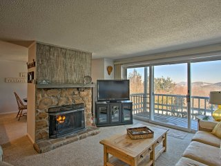 Banner Elk Condo w/ Views - Near Skiing & Hiking!
