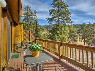 NEW! 2BR Woodland Park Home w/Pikes Peak View