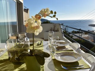 El Mar Stylish Apartment, Athens Riviera, up to 5 guests